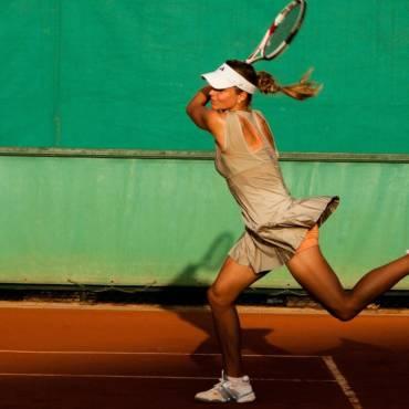 Amatérsky vs. súťažný tenis